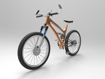 Design your mountain bike