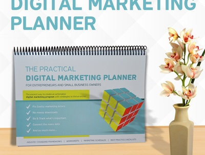 Send you Complete Digital Marketing Strategy Workbook (incl. action plan)