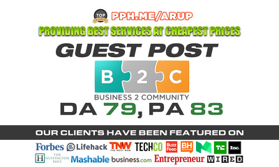Write and Publish a guest post on Business2Community | Business2Community.com