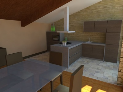 Design you 3D model in Sketchup with renderings(complete package)