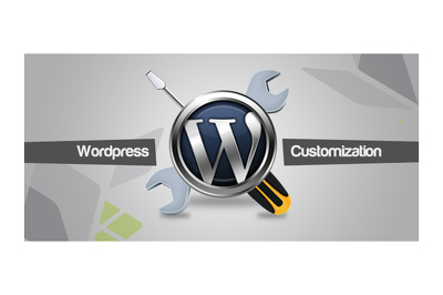 Customize WordPress theme look and feel as per your desired mockup