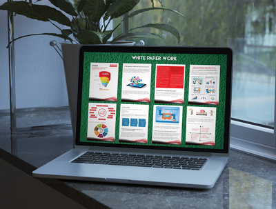 Do Powerpoint, Ms Word, Excel & White Paper work