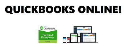 Create your QuickBooks Online Company from scratch or import from QB Desktop!