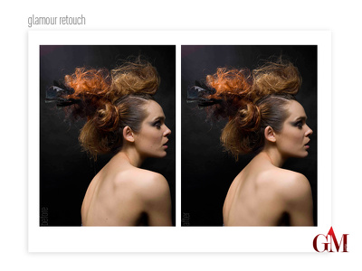 Professional Photo High-End / Beauty Retouching, Fashion model retouching