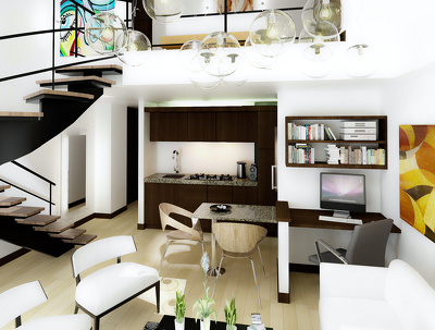 Interior/Exterior Architectural Rendering from Your CAD, PDF Files