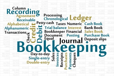 Provide bookkeeping services for 1 hour