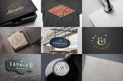 Do Awesome eye catching logo designs