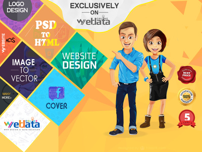 design modern Website Banner,Graphics Works , Ads,Vectorizing and covers & html,css