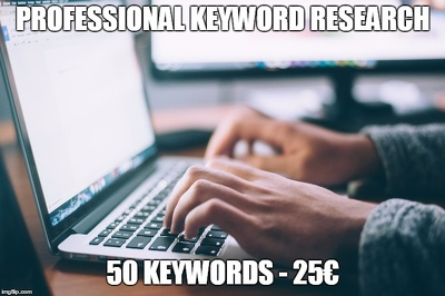 Deliver Professional Keyword Research for SEO or PPC using SEMrush