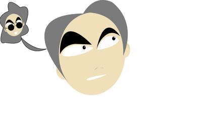 Make a 2D custom cartoon character