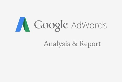 Review your AdWords account and make a report highlighting strengths and  weaknesses