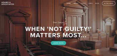 Design & develop modern, mobile friendly Law Firm/Attorny website in WordPress