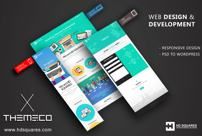 Make/customize a website on X Theme