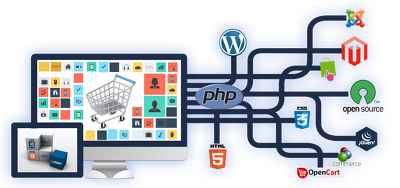 Develop PHP, MySQL website with any functionality or design