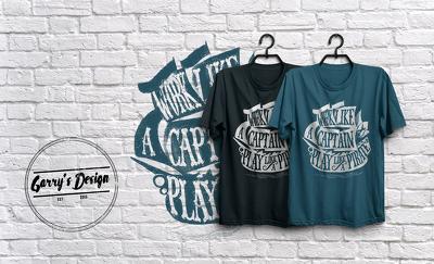 Design 2 Viral Eye Catching Custom T-Shirt