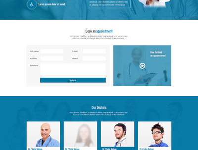 Design  A Professional PSD Website page ( Your Satisfaction is Guaranteed )