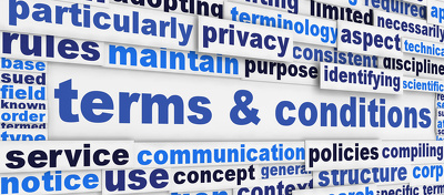Write perfect Terms and Conditions and Privacy Policy for your website