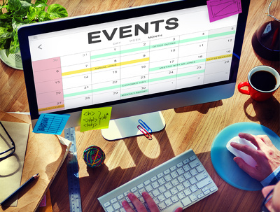 Offer 3 hours of remote event management service.