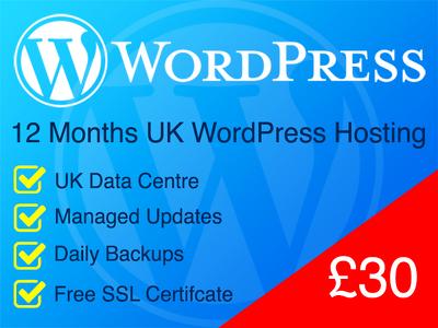 Host your wordpress website
