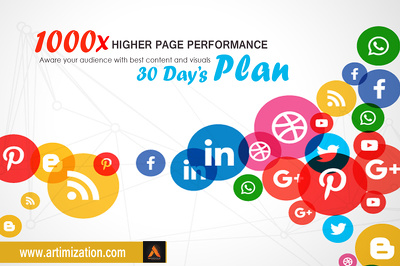 Reach your target audience 1000x faster with Effective Social Media Marketing.