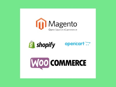Add Upto 100 Products on Magento - Shopify - Opencart - Woocommerce & Bigcommerce