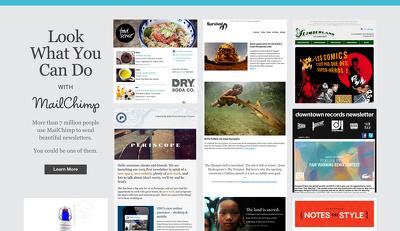 Create a Mailchimp email campaign