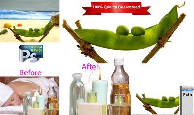Provides High Quality image background removal service professionally