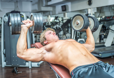 Create a Muscle Building exercise plan