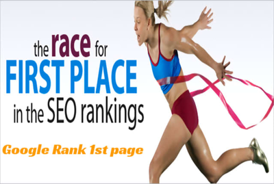 Google page Rank#1 by high Quallity SEO authority  Links