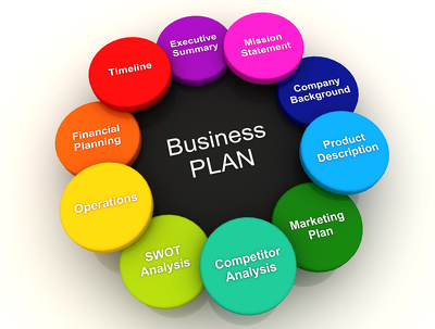 Develop the business plan for any kinds of Web based application
