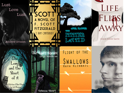 Design a book cover with unlimited revisions