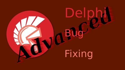 Solve one advanced issue in Delphi in 5 days