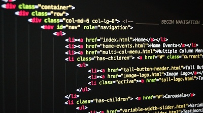 Create a website using HTML, CSS, JavaScript, and Java