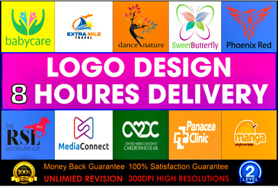 Design Eye catching logo