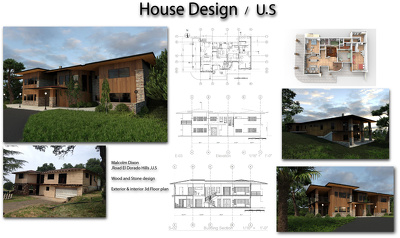 "Design your ""Dream Home""-Conceptual Design"