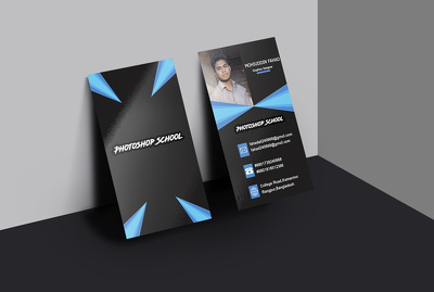 Make smart Business card for you