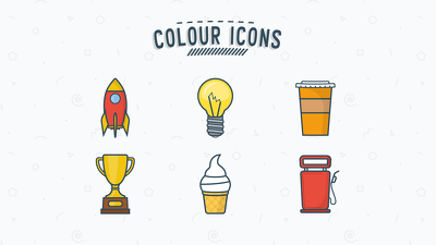 Design 4 custom icons