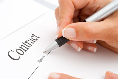 Write contracts or any legal document