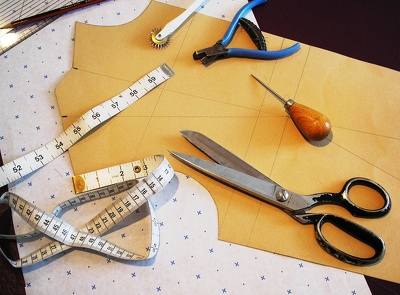 Create your first pattern or amend an existing pattern.
