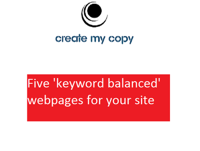 Write 5 website pages including 'about' and 'homepage' (including meta data)