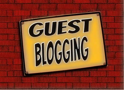 Write and publish 4 guest post