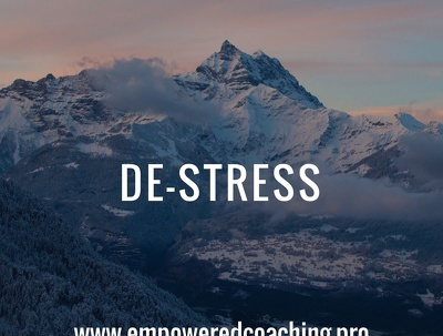 Help you reduce stress
