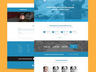 Design/develop your website