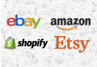 Promote your Amazon, eBay, Etsy, Shopify store products in USA, UK and Canada
