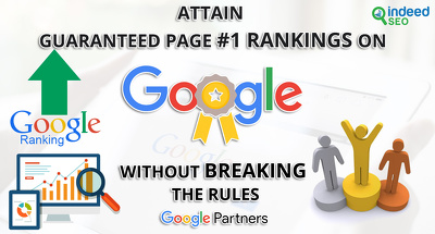 White hat SEO + Organic SEO ranking - Guaranteed Results