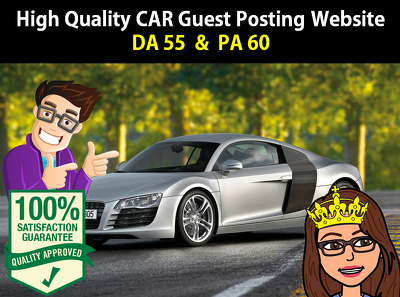 Guest Post in CAR Website Dofollow Link ( DA 55 | PA 60)