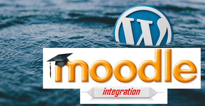Sync Moodle users, courses and courses category with your WordPress installation