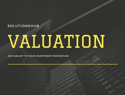 Provide a pre-revenue valuation