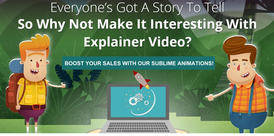 Create Top Notch Animated Explainer Video for you
