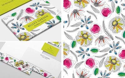 Design a beautiful bespoke illustration / graphic